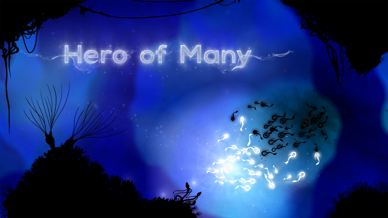 Hero of Many poster